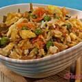 Рис по-вьетнамски с овощами