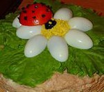 Закусочный слоеный торт