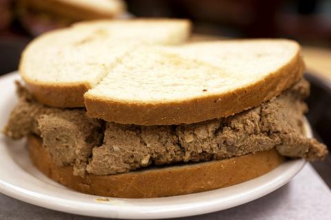 Бутерброды с печенью