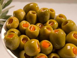 Чем полезны оливки.