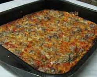 Мягкая пицца