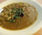 Гороховый суп постный рецепт