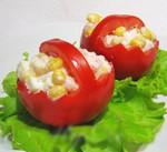 Рецепты салатов для детей