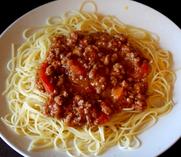 Рецепт итальянской пасты с фаршем