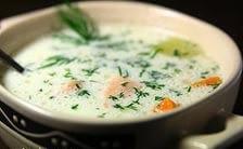 Рецепт рыбный финский суп