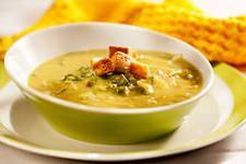Ароматный гороховый суп в мультиварке.