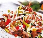 Говяжий салат «Праздничный»