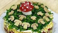 Овощная запеканка «Полянка»
