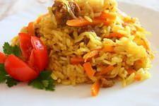 Рис с арахисом