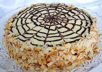 Торт «Зебра» к 23 февраля