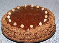 Шоколадный торт «Соблазн»