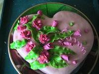 Медовый торт «Сердце»
