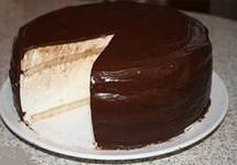 Настоящий торт «Птичье молоко»