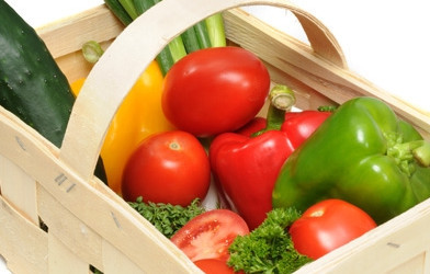Овощная диета