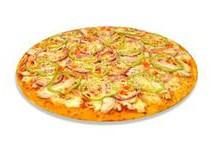 Пицца по-корейски