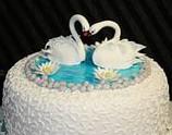 Торт «Свадебный наполеон»