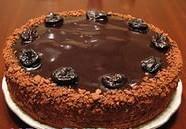Торт с черносливом «Пиковая дама»