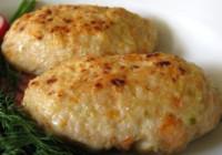 Котлеты с мясом и капустой